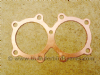 Cylinder Head Gasket, Triumph 650 Twin, Copper, 1963-72, 70-4547